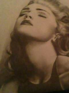 Madonna por bilalo